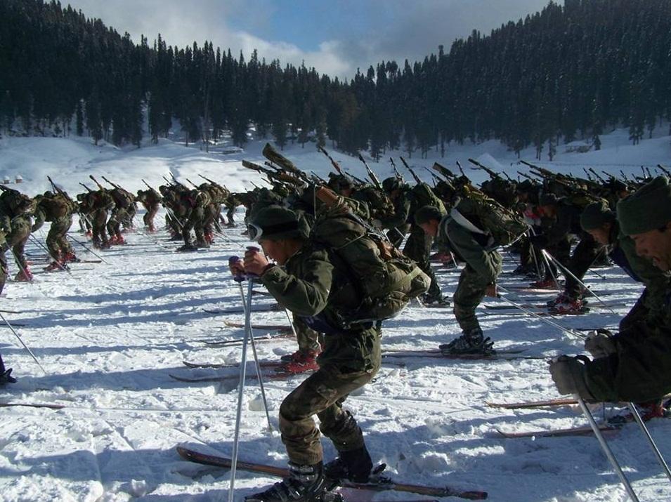 High Altitude Warfare School, Gulmarg, Kashmir