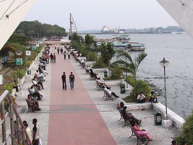 Marine Drive, Kochi