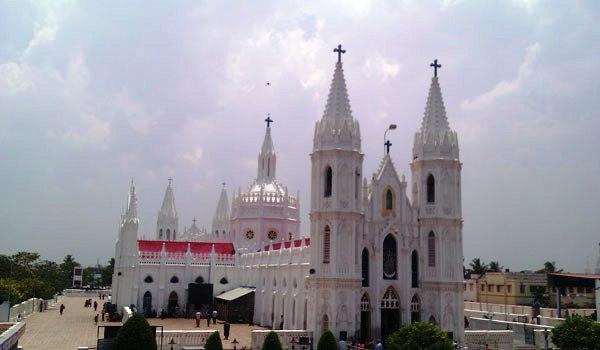 Vellankani Shrine