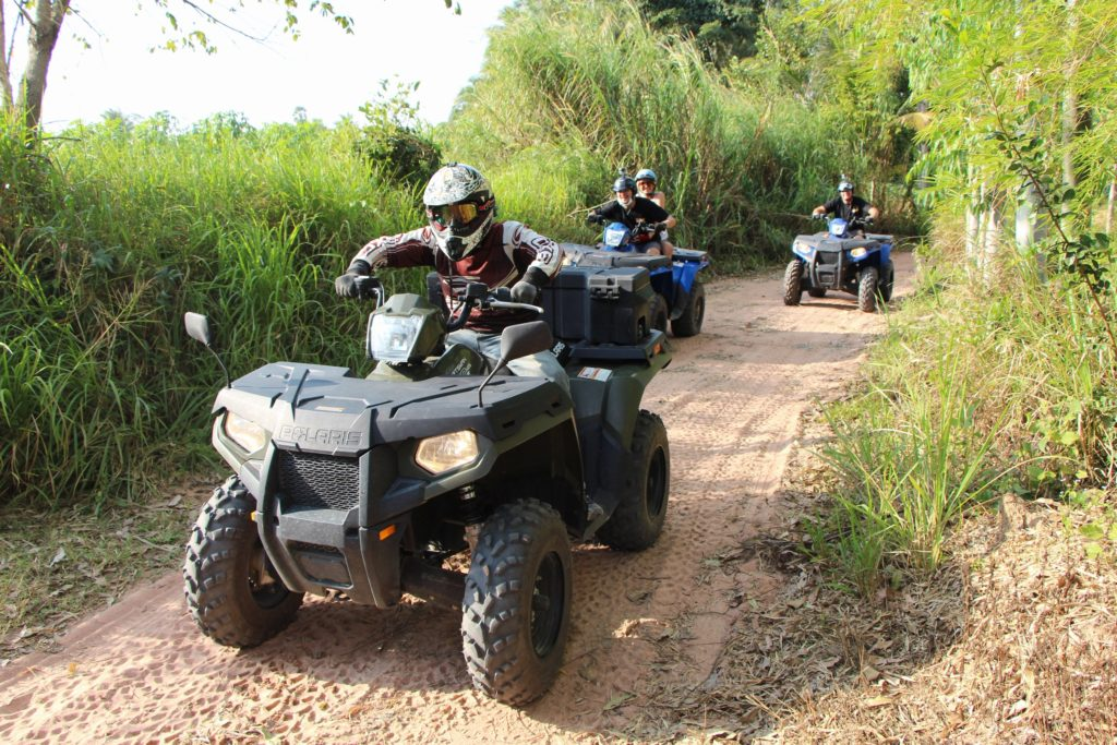 ATV Biking in Goa