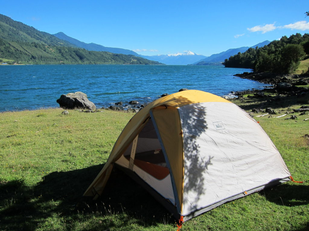 Camping in Andaman and Nicobar Islands