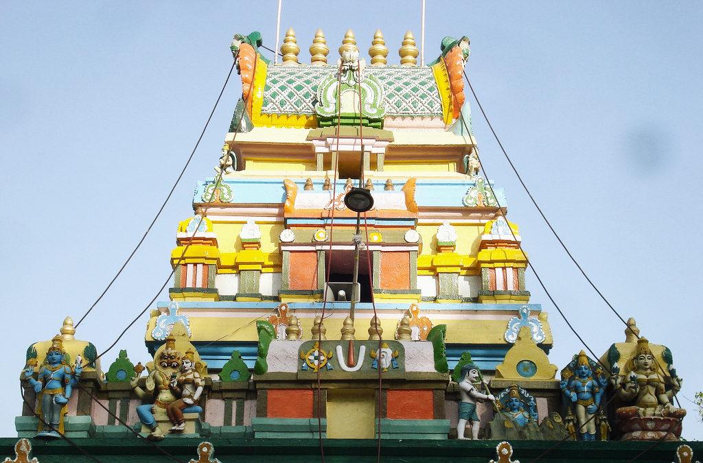 Chilkul Balaji Temple Hyderabad