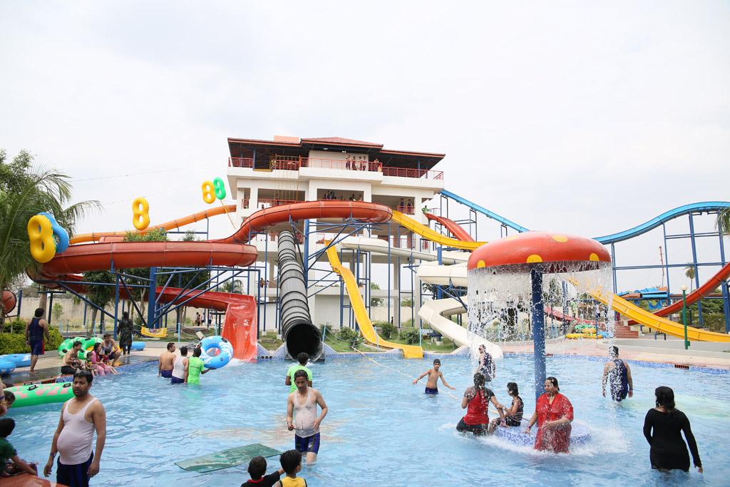 Crescent Water Park, Bhopal