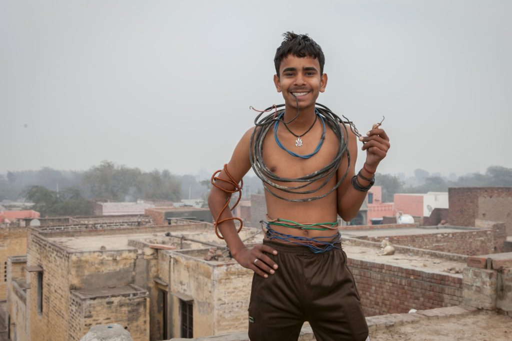 Deepak Kumar - India's electric Boy