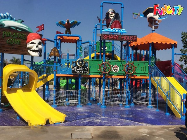 Fun City Water Park, Chandigarh