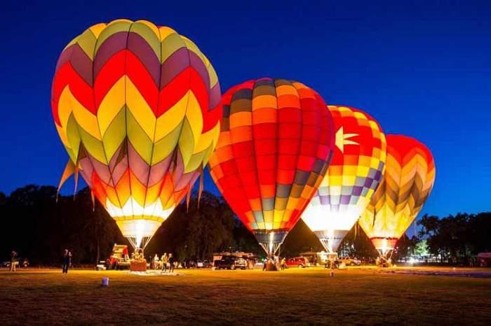 Hot Air Balloon in Goa