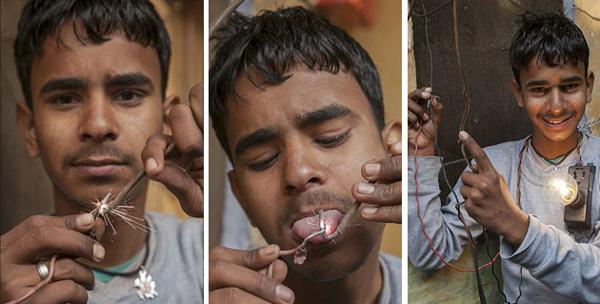 India's Electric Boy Deepak Kumar