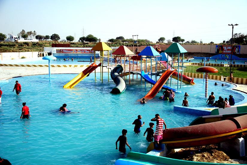 Jeel Water Park, Udaipur