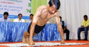 KJ Joseph - India's Pushup Man