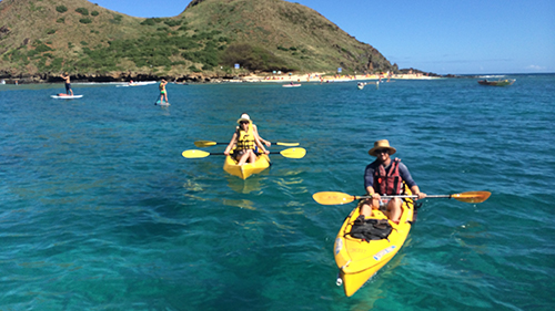 Kayaking in Adaman and Nicobar Islands