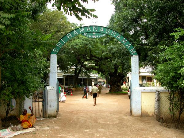 Ramana Maharshi Ashram – Tiruvannamalai