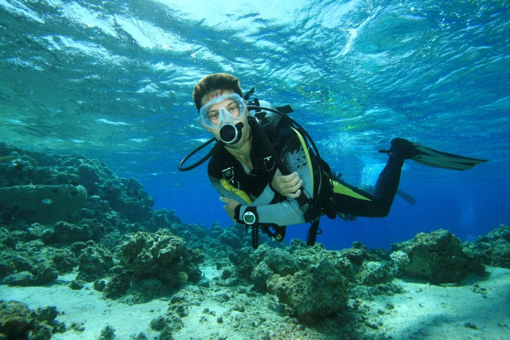 Scuba Diving in Andaman & Nicobar Islands