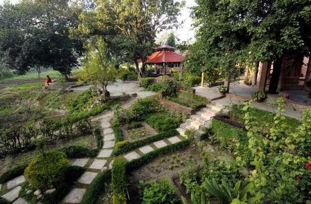 Shri Santoshpuri Ashram - Haridwar
