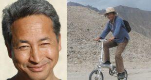 Sonam Wangchuk – Real life 'Phunsuk Wangdu' from '3 Idiots'