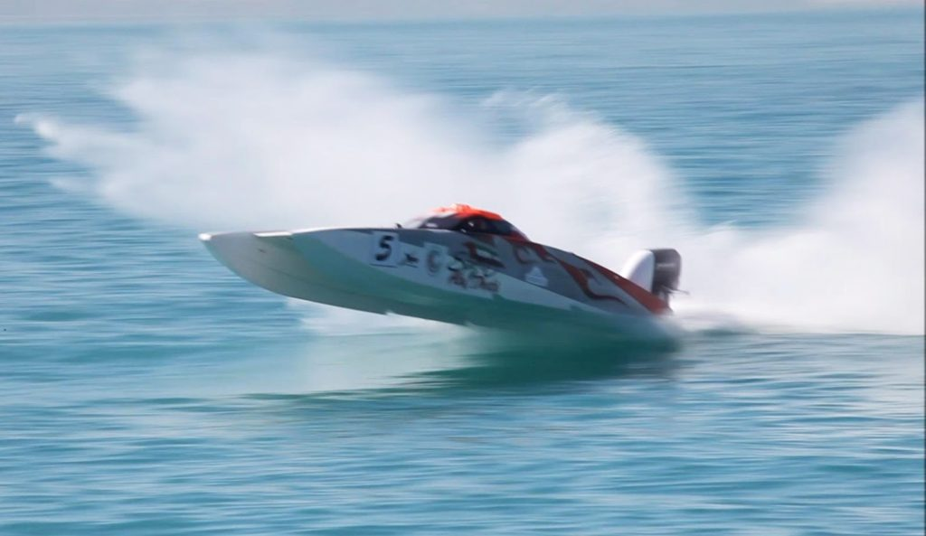 Speed Boating in Goa