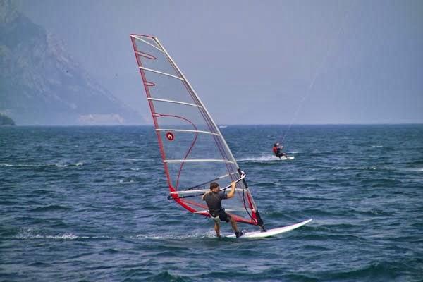 Wind Surfing in Goa