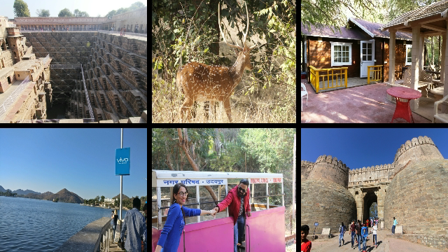 An Ultimate Family Trip to Rajasthan by Road