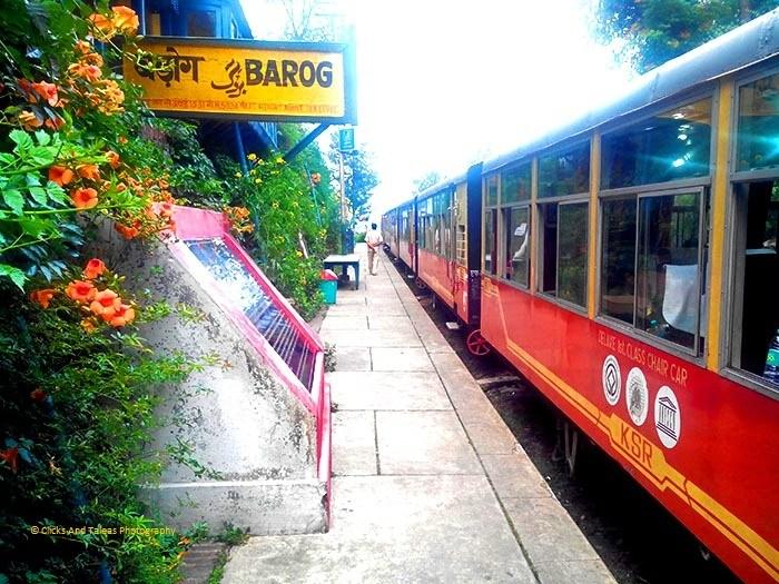 Barog Station, Shimla