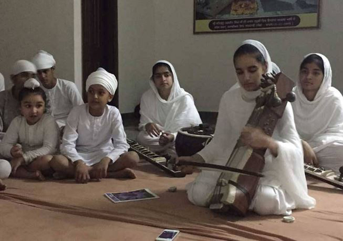 Bhaini Sahib - Music Village of India