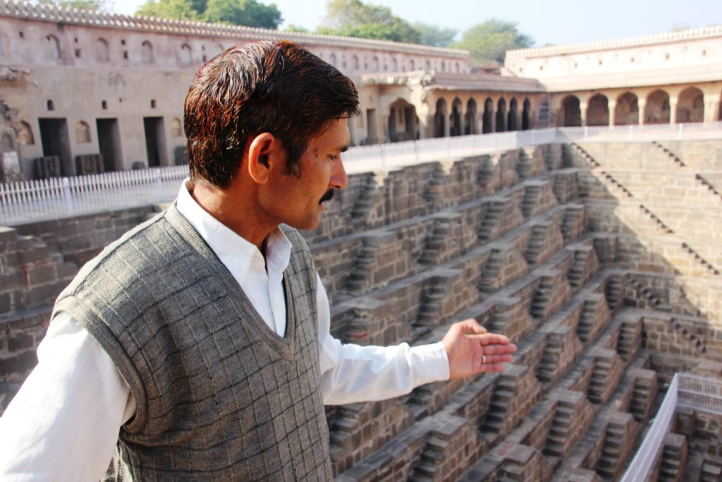 Chand Baori Guide