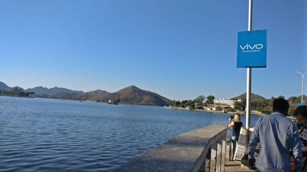 Fatehsagar Lake, Udaipur