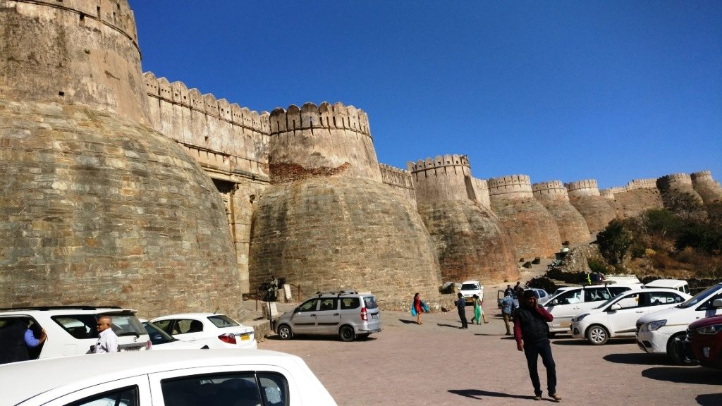 Great Wall of Kumbhalgarh Fort