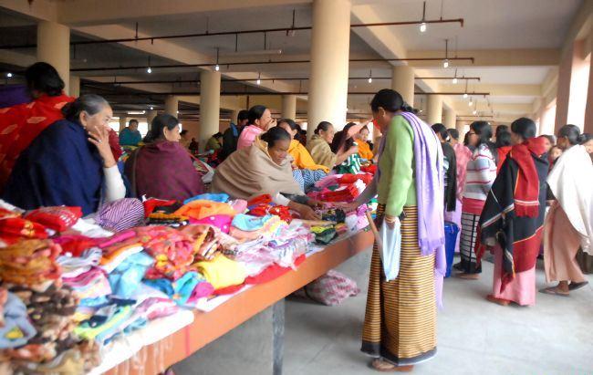Ima Keithal - Pride of Manipur