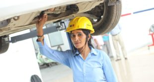 Poonam Singh - India's first ITI Certified Car Mechanic