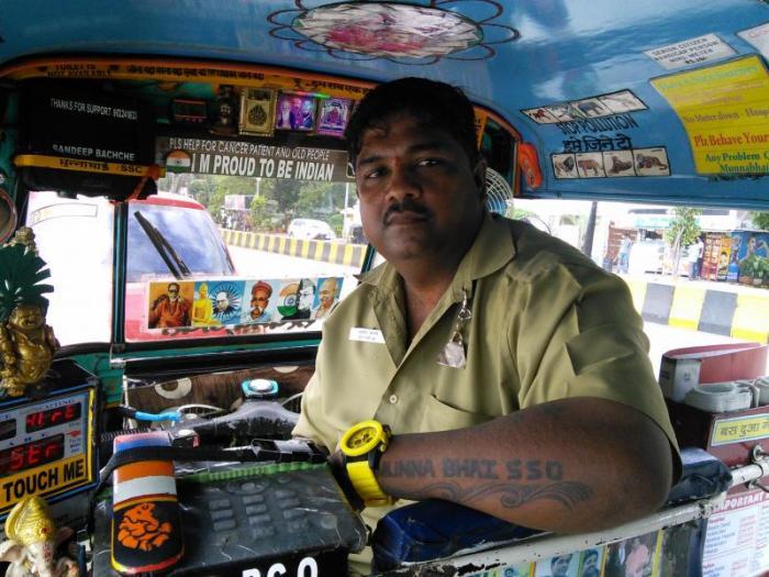 Sandeep Bacche's Wonder Auto Rickshaw in Bandra, Mumbai!