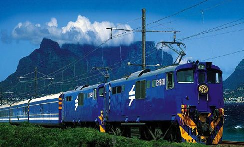 South Africa Railways