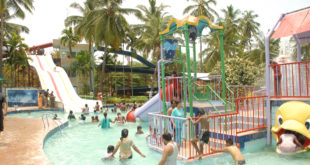 Top 3 Water Parks in Coimbatore