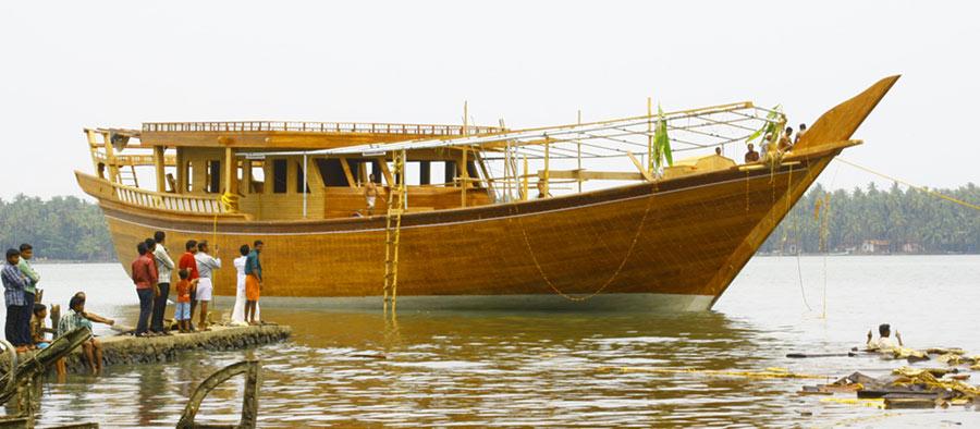 Uru Boat Beypore