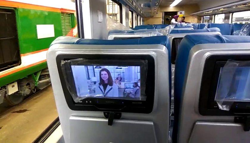 Tejas Express Coaches