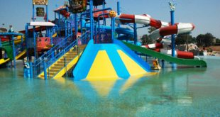 Top 4 Water Parks in Kanpur