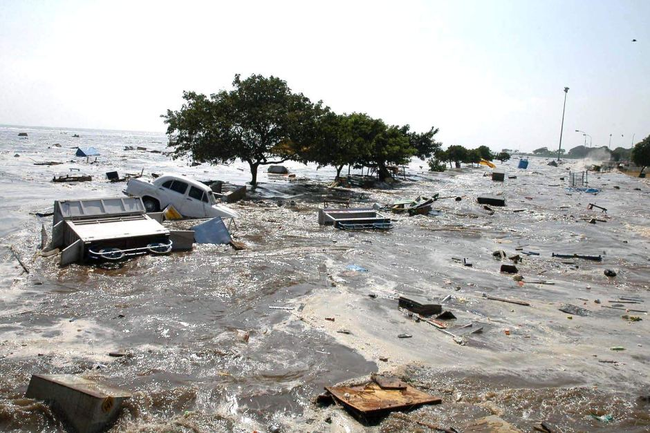 Tsunami in Chennai