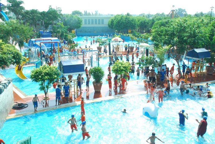 Wonderland Theme Park, Jalandhar