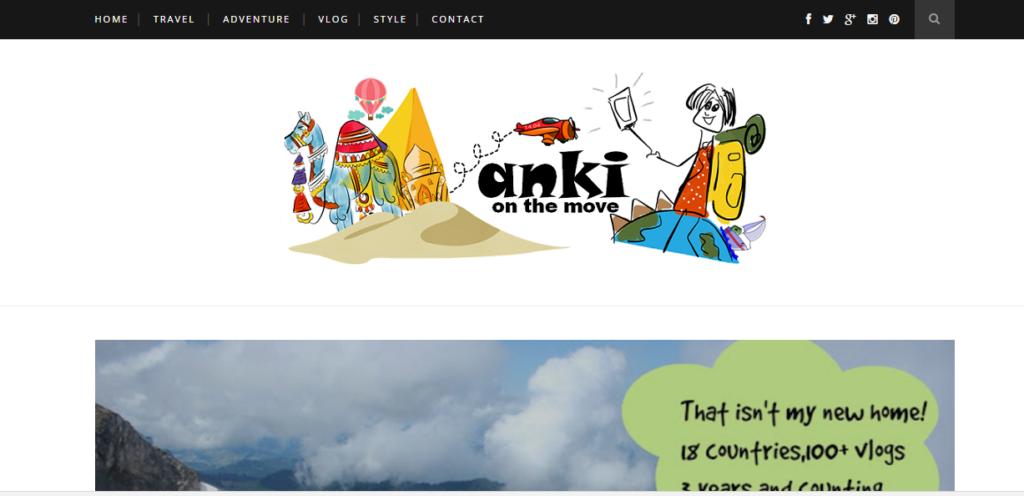 Ankita Sinha's Anki On The Move