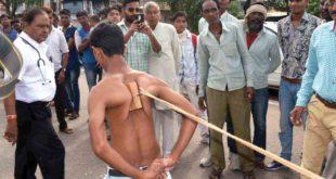 Abhishek Choubey - India's Shoulder Blade Puller