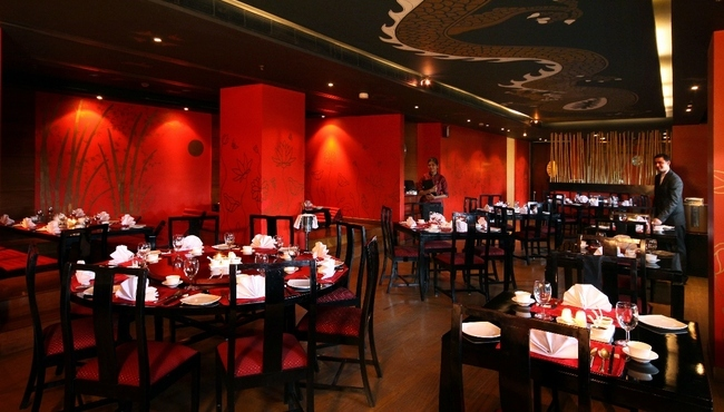 Dragon Bar and Terrace Lounge