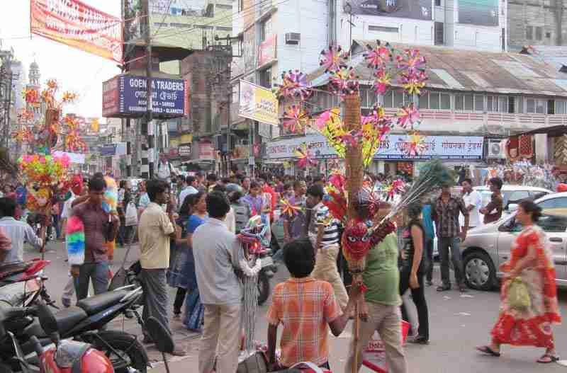 Fancy Bazaar, Guwahati