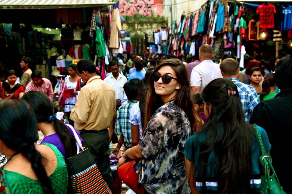 Gandhi Nagar Market
