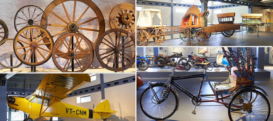 Heritage Transport Museum Taoru