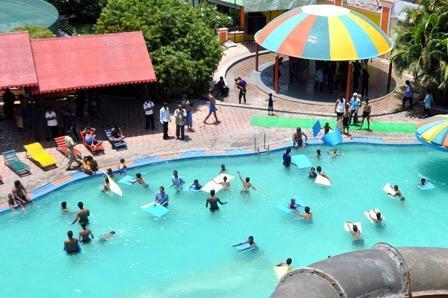 Nakoda Water Park, Solapur