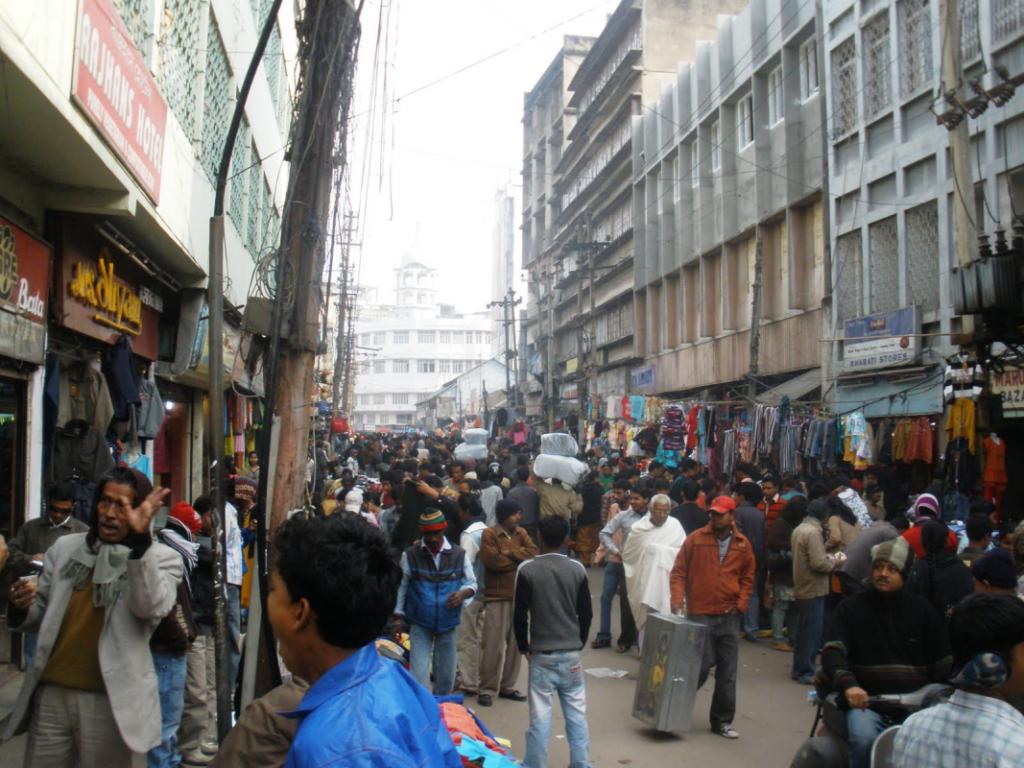 Paltan Bazaar, Guwahati