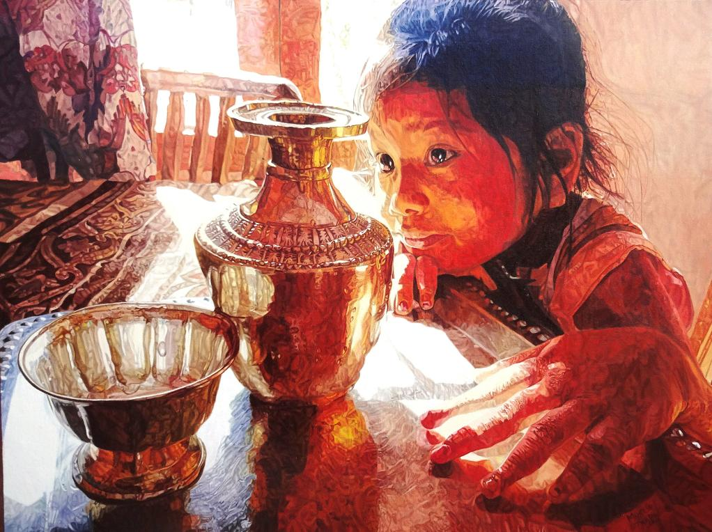 Mukesh Thapa Art