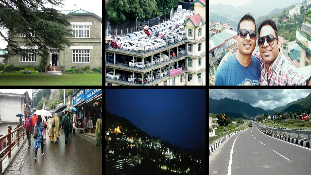 Our Fun Trip to Shimla and Chail from Delhi