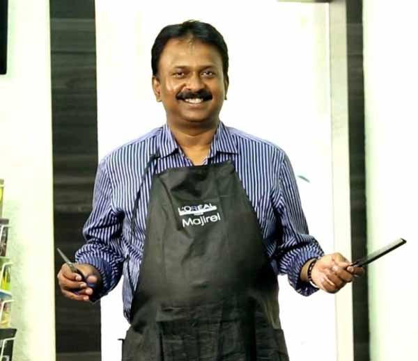 Ramesh Babu Barber