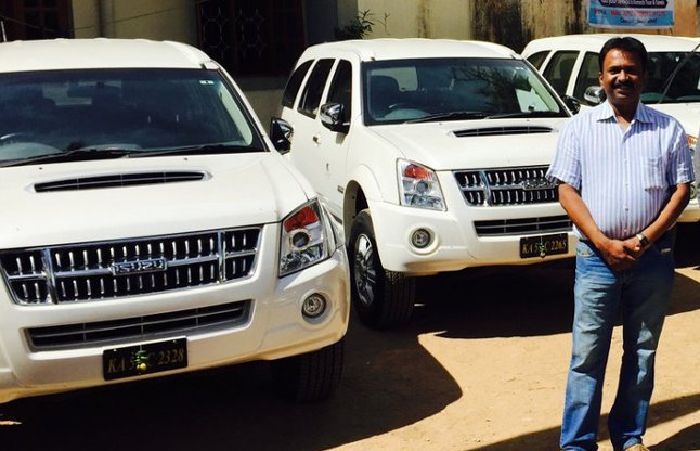 Ramesh Babu Car Collection