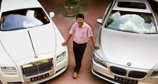 Ramesh Babu - The Barber who owns a Rolls Royce