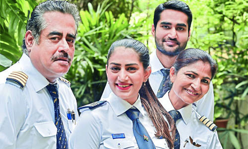 Bhasins - A Unique Aviator Family that has Clocked 100 Years of Flight